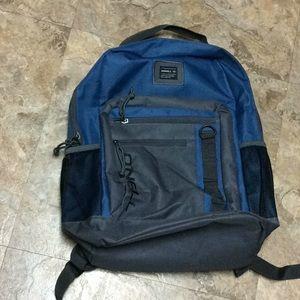 O'Neill blue & grey backpack NWOT!